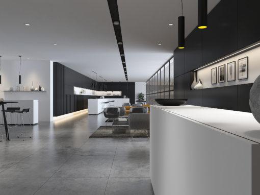 Thales – Eurosatory 2018 – bar